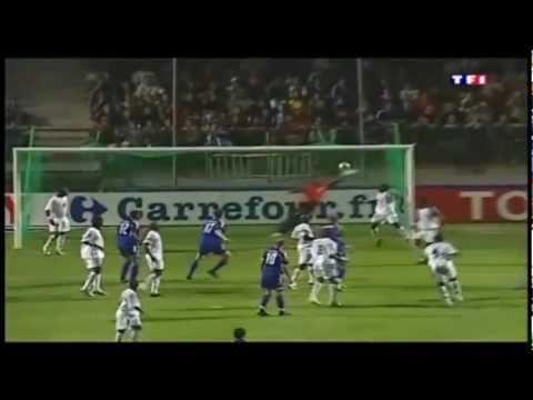 Zinedine Zidane de retour! En équipe de France!