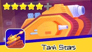 Tank Stars - Playgendary Day31 MARK 1 Walkthrough Art of Explosion Recommend index five stars