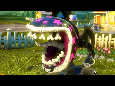 Plants Vs Zombies Garden Warfare Chomper Swag Youtube