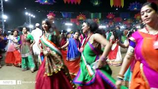 Aavi Nav Navratri Re | Lili Lemdi Re | United Way of Baroda | Garba Mahotsav 2017 | Nim's Group