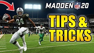 Madden 20 - The 20 Tips & Tricks You NEED To Know Before You Play!