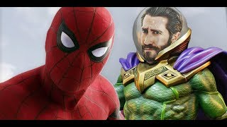 Who is Jake Gyllenhaal's Mysterio in the new 'Spider-Man