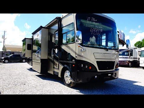 sold!2008-allegro-bay-35-tsb-class-a,-31k-miles,-3-slides,-full-body-paint,-washer/dryer,-$49,900