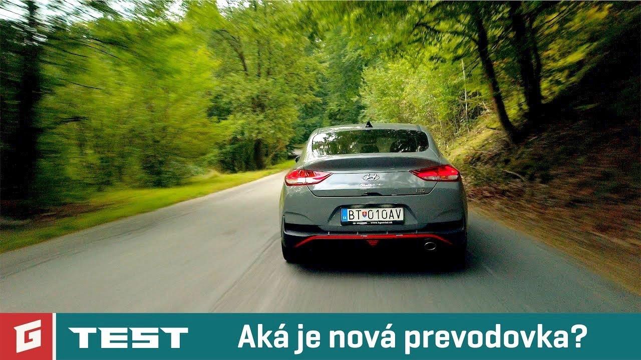 HYUNDAI i30 Fastback N Line+ 1,5 T-GDi 48V iM6 - TEST - GARAZ.TV (+ iné verzie) - YouTube