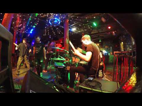 Portrayal of Ruinn - Burden | Drum Cam (LIVE)
