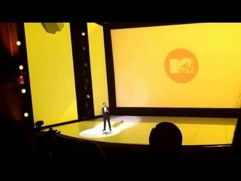 MTV President Stephen Friedman at their 2015 upfront