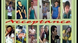 Acceptance -  Pamantasan ng Cabuyao
