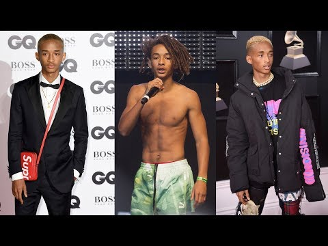 Jaden Smith Transformation From 0 To 19 Years Old