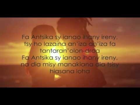 TsiambaraRoa - Arione Joy - Lyrics