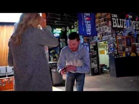Chelsea and Coltyn Blue Light Proposal