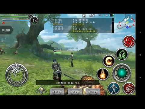 Avabel Online Sample Gameplay Android
