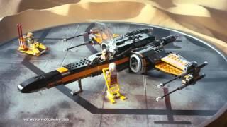 Lego Star Wars - 75104 и 75202 - Лего Звездные Войны Эпизод VII: Пробуждение Силы
