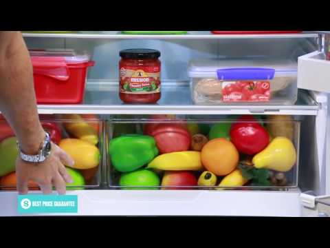 Fisher & Paykel RF522ADX5 519L French Door Fridge Overview - Appliances Online