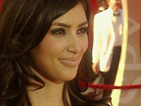 First et interview kim kardashian plays coy about her for Where does kim kardashian live now