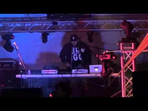 Run DMT Live Main Stage Pyroglyphics