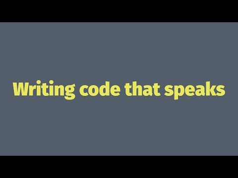 Writing Code That Speaks by Caleb Porzio - Erie Day of Code