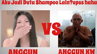 IKLAN PANTENE ANGGUN VS ANGGUN KW AKU JADI DUTA SHAMPOO LAIN?UPSS HAHA Mp3