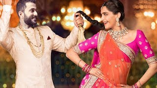 LIVE Sonam Kapoor's AMAZING Dance At Wedding Reception