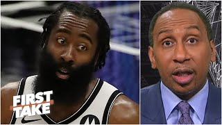 No team can be less than 100% and beat the Nets - Stephen A. | First Take