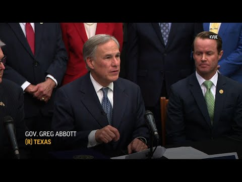 Governor: Texas will build its own border wall