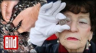 5 Euro Münze - Der Härte-Test