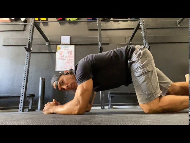 FOREARM PLANK - FOUNDATIONS