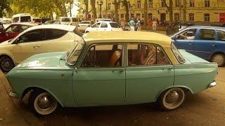 Дедуля - Москвич 412 1976г. Часть 1. (Пуск двигателя после зимы)
