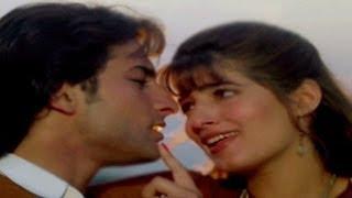 Din Dhal Gaya Hai - Udit Narayan, Alka Yagnik, Dil Tera Diwana Romantic Song
