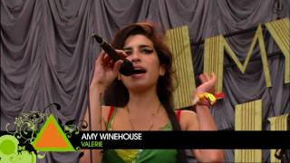 Amy Winehouse - Valerie live (glastonbury, 2007). HD 1080p