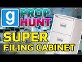 Garrys Mod Prop Hunt Part 1 - Super Filing Cabi 3000