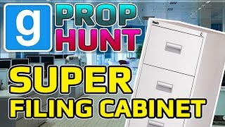 One of Sips's most viewed videos: Super Filing Cabinet 3000 (Garry's Mod Prop Hunt)