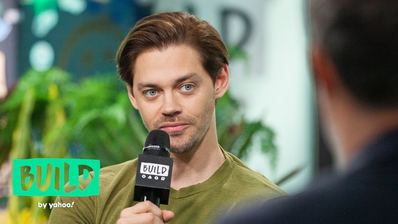 Tom Payne teases all the creepiness to come in Prodigal Son ...