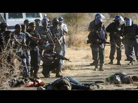 Marikana Commemoration Part 3