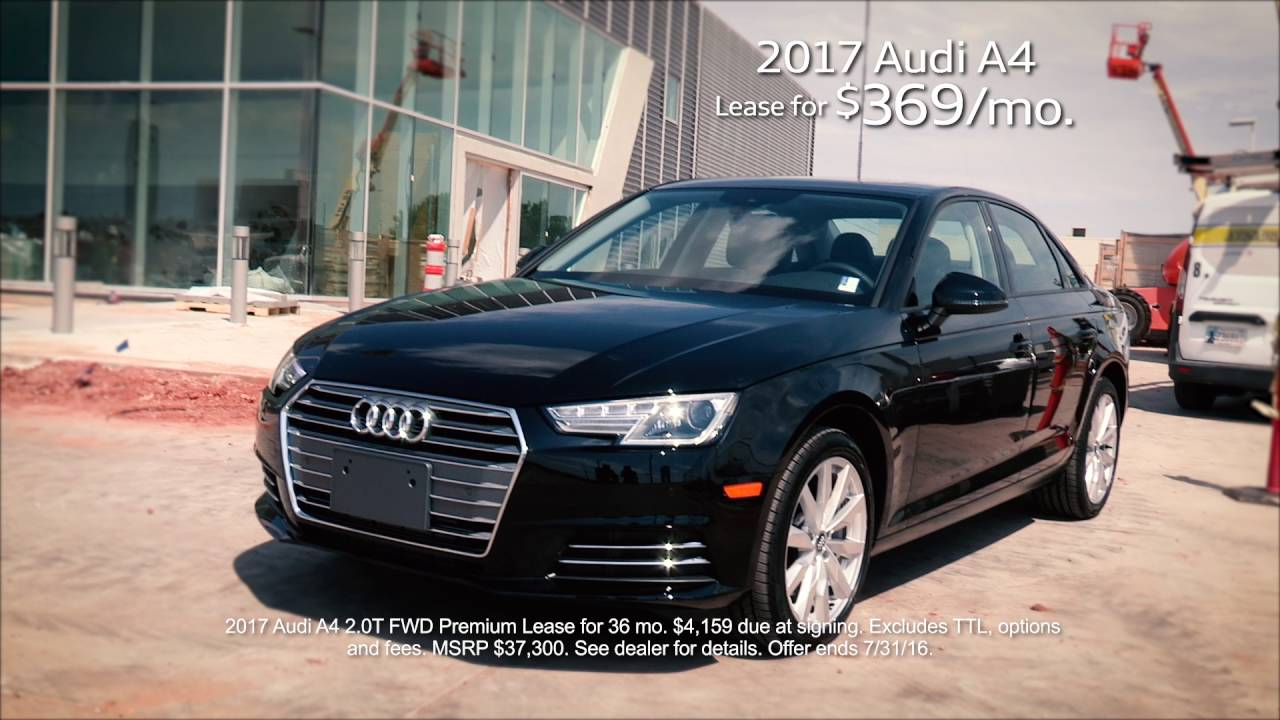 Bob Moore Audi July 2016 Commercial 2 Youtube