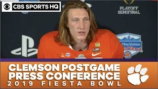 Clemson Postgame Press Conference: 2019 FIesta Bowl | CBS Sports HQ
