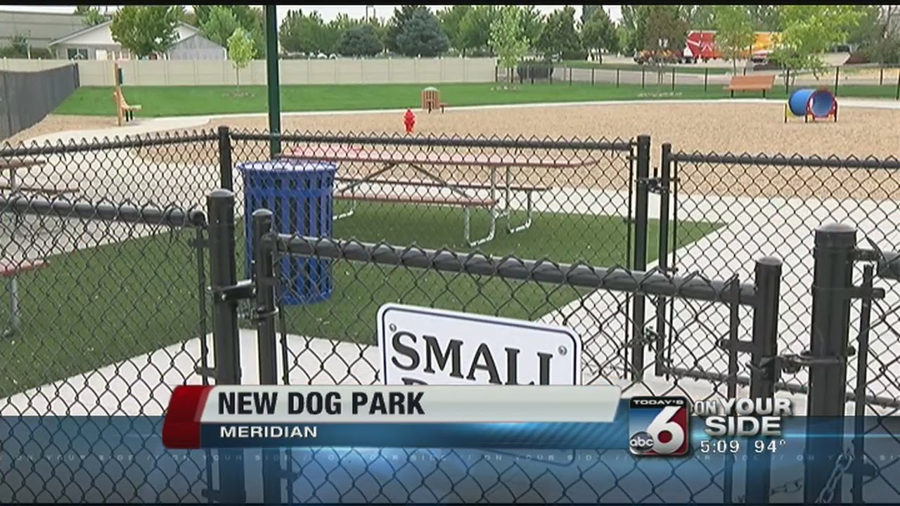 meridian dog park