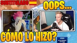 Ninja vs Tfue en un *1 VS 1* EN FORTNITE (AMBAS PERSPECTIVAS) - Momentos Divertidos en Fortnite
