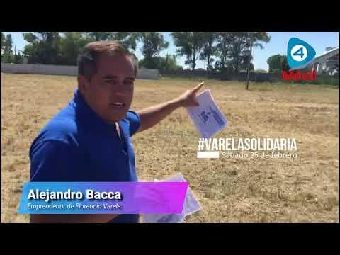 #VarelaSolidaria: Omar Shane, Los Lamas y otros artistas a beneficio de familias varelenses