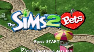 The Sims 2 - Pets - Sims 2, The - Pets (GBA) - Theme Song - User video