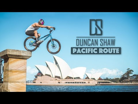 Duncan Shaw -  Pacific Route