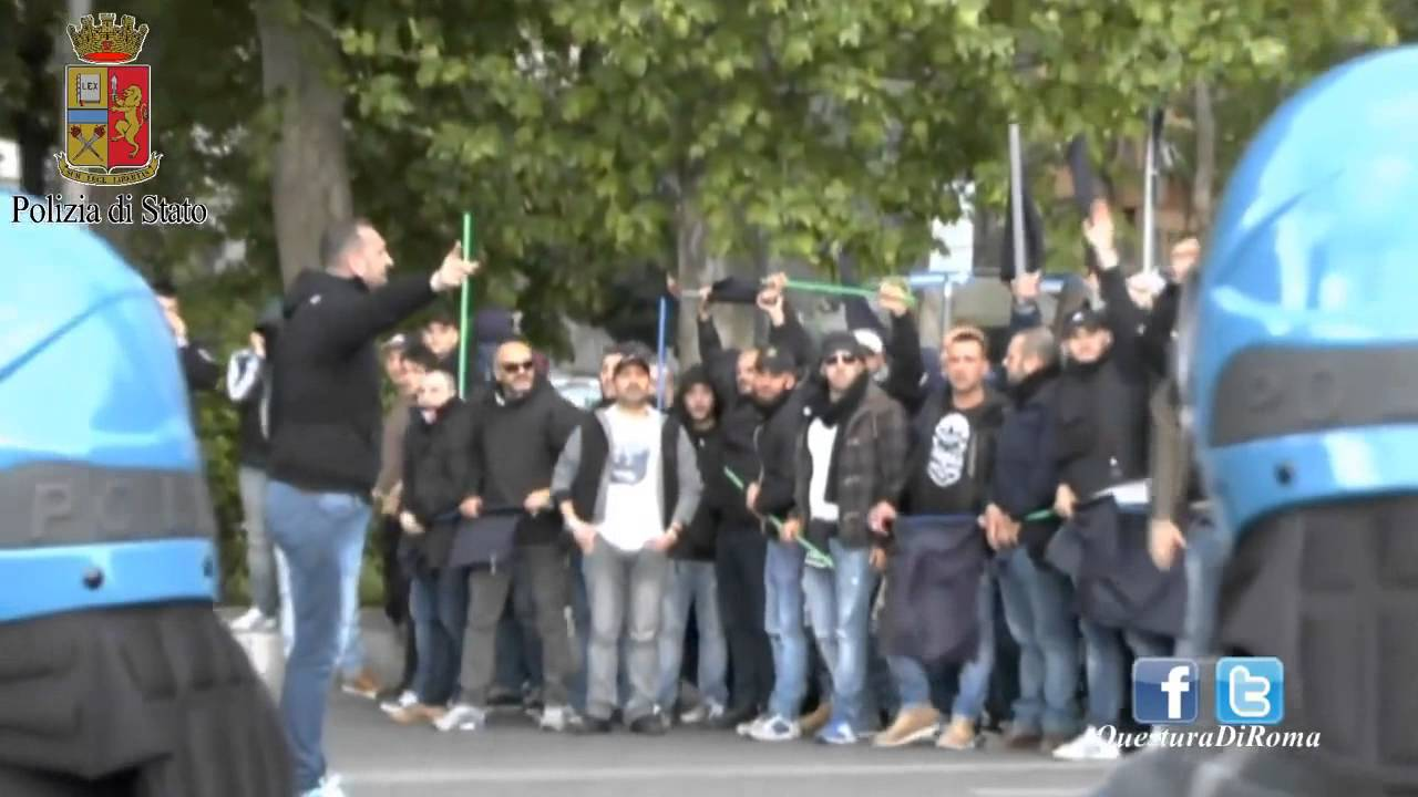 Genny a Carogna Arrestato per Scontri Tifosi Finale Coppa