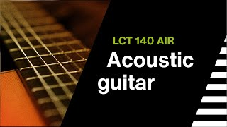 LCT 140 AIR // LEWITT Sound Sample // Acoustic Guitar