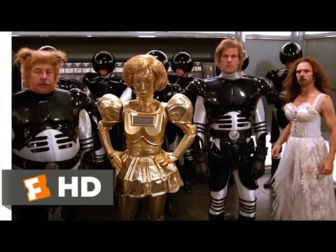 Spaceballs 1011 Movie   Rescuing the Princess 1987 HD