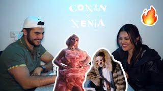 Shirin FEUERT SCHARF! 😱 BABA HAFT IST BACK! 🔥 | Haftbefehl x Shirin David - Conan x Xenia REACTION