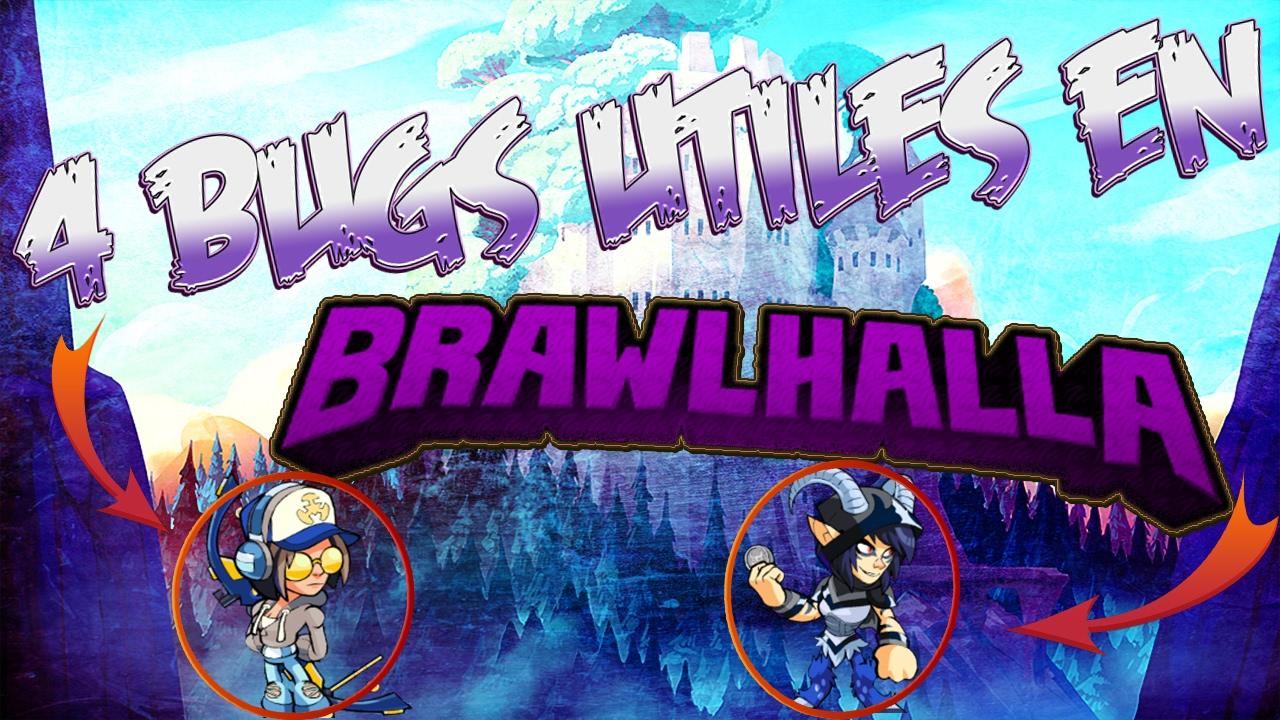 4 bugs o glitchs útiles en Brawlhalla