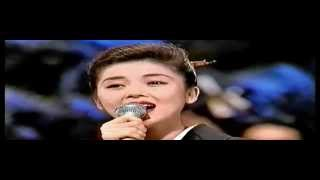 Ayako Fuji sings 'Tugaru Jyongara' of Japanese folk song ,within Mi...