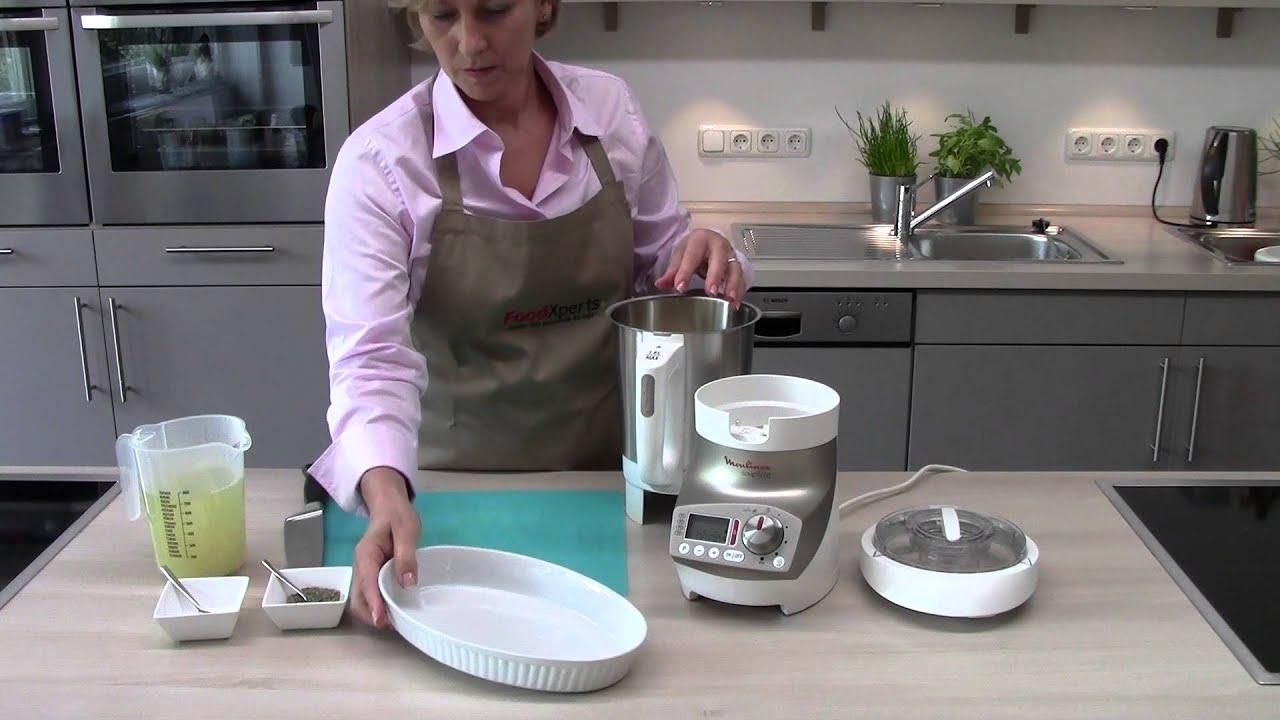 Food xperts stellt vor moulinex soup co youtube - Soup et co moulinex ...