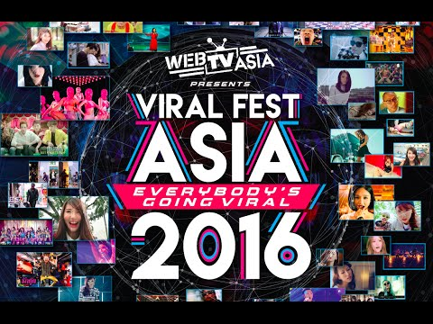 VIRAL FEST ASIA 2016 (16th July 2016) LIVE in BALI Indonesia