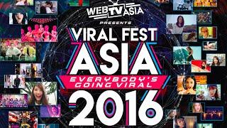 Video VIRAL FEST ASIA 2016 (16th July 2016) LIVE in BALI Indonesia download MP3, 3GP, MP4, WEBM, AVI, FLV Mei 2017