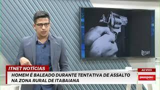 ITABAIANA: Candidato a vereador briga em bar e é expulso pelo proprietário